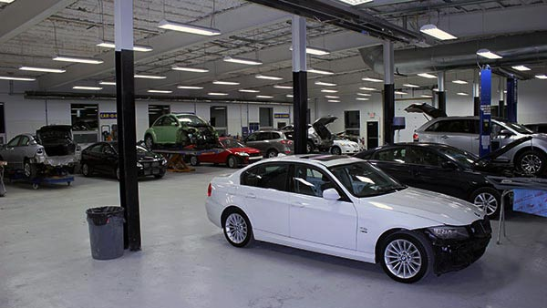 Auto Body Shop - Collision Repair Services