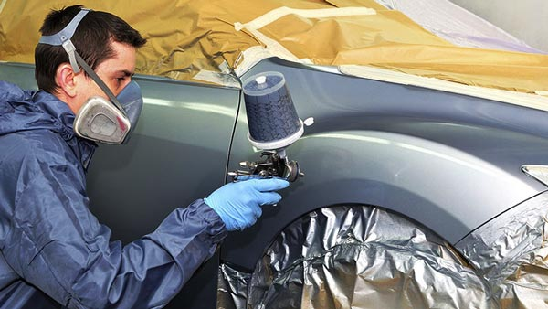 Car Painting & Refinishing Services